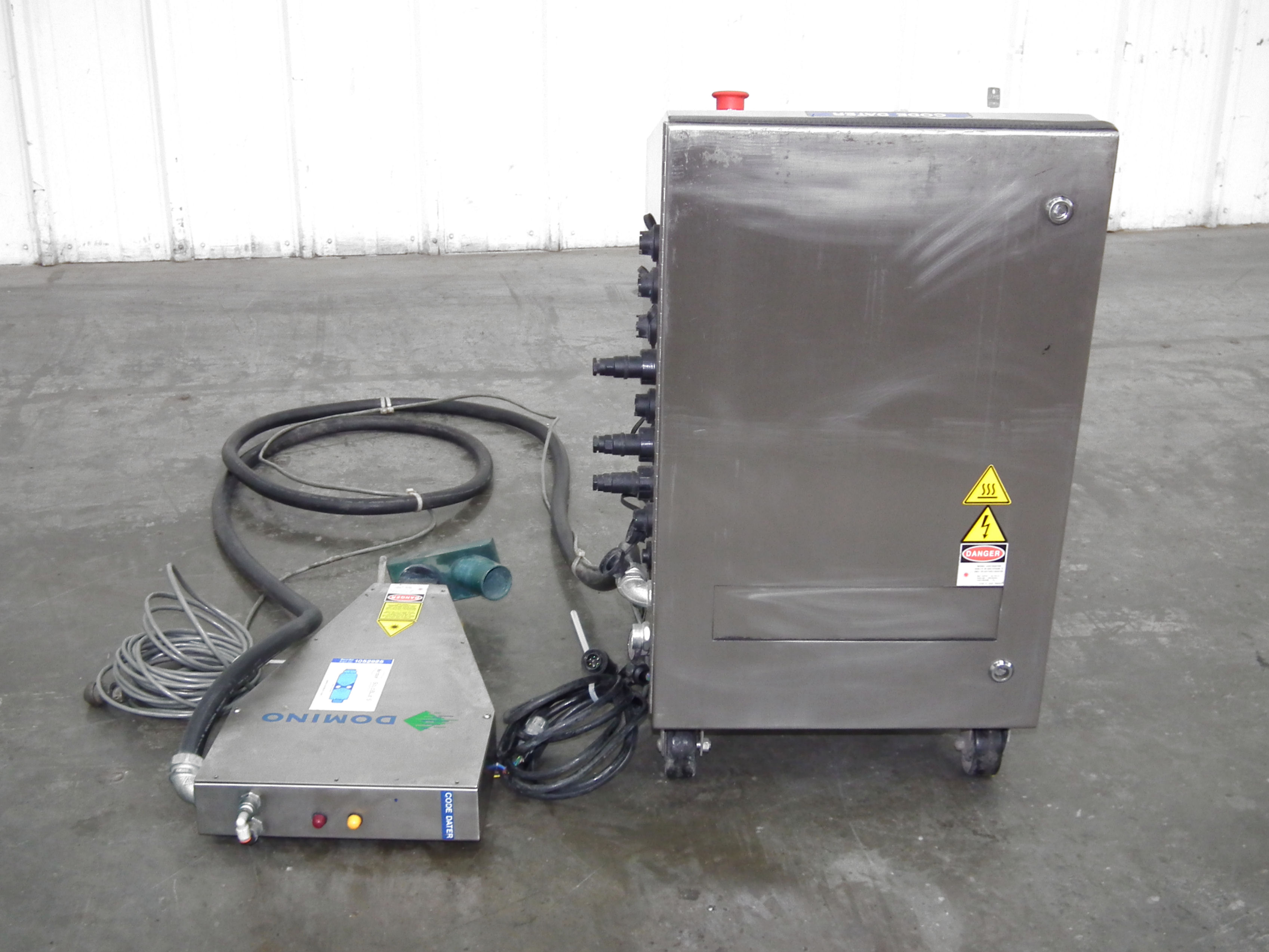 Domino DDC3 Laser Code Dater B4639 - Image 3 of 10