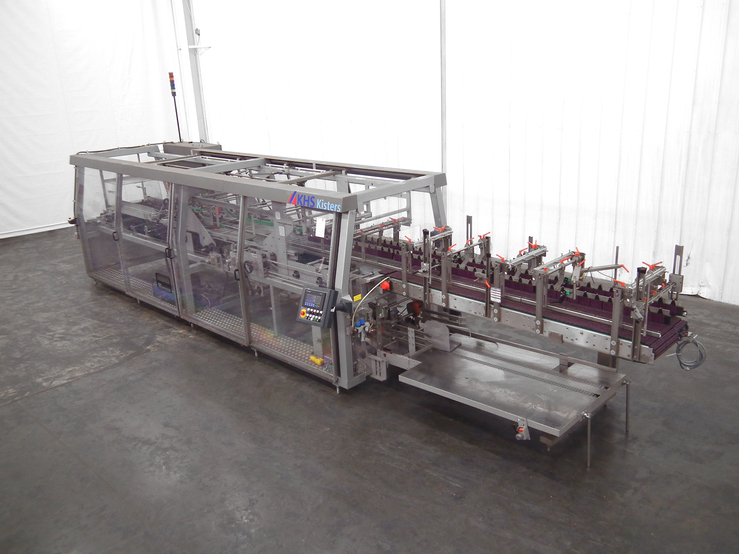 KHS Kisters Tray Packer Model TP60-B A4866 - Image 3 of 19