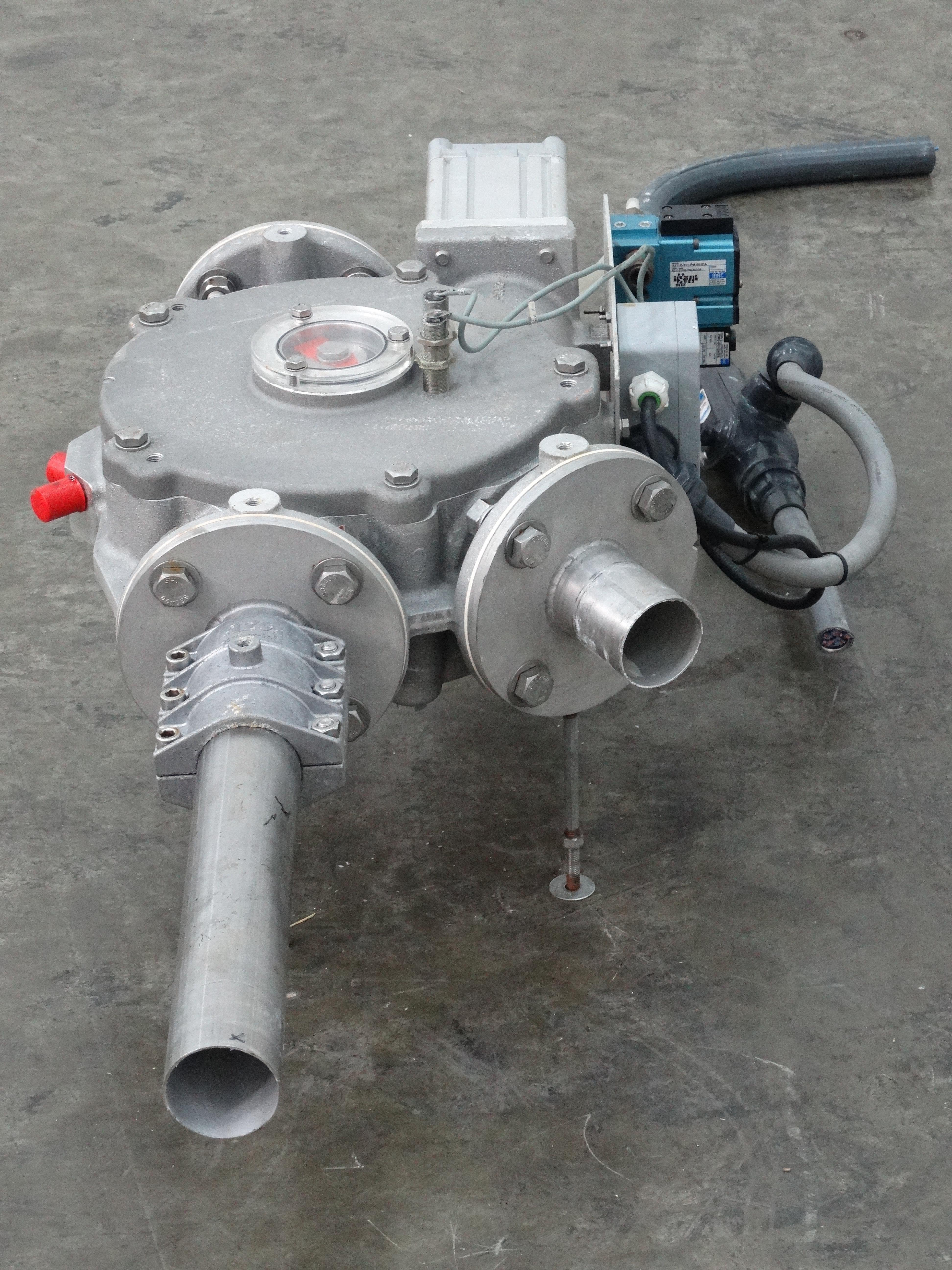 AZO DMN Westinghouse PTD 65 Plug Diverter Valve - Image 2 of 7