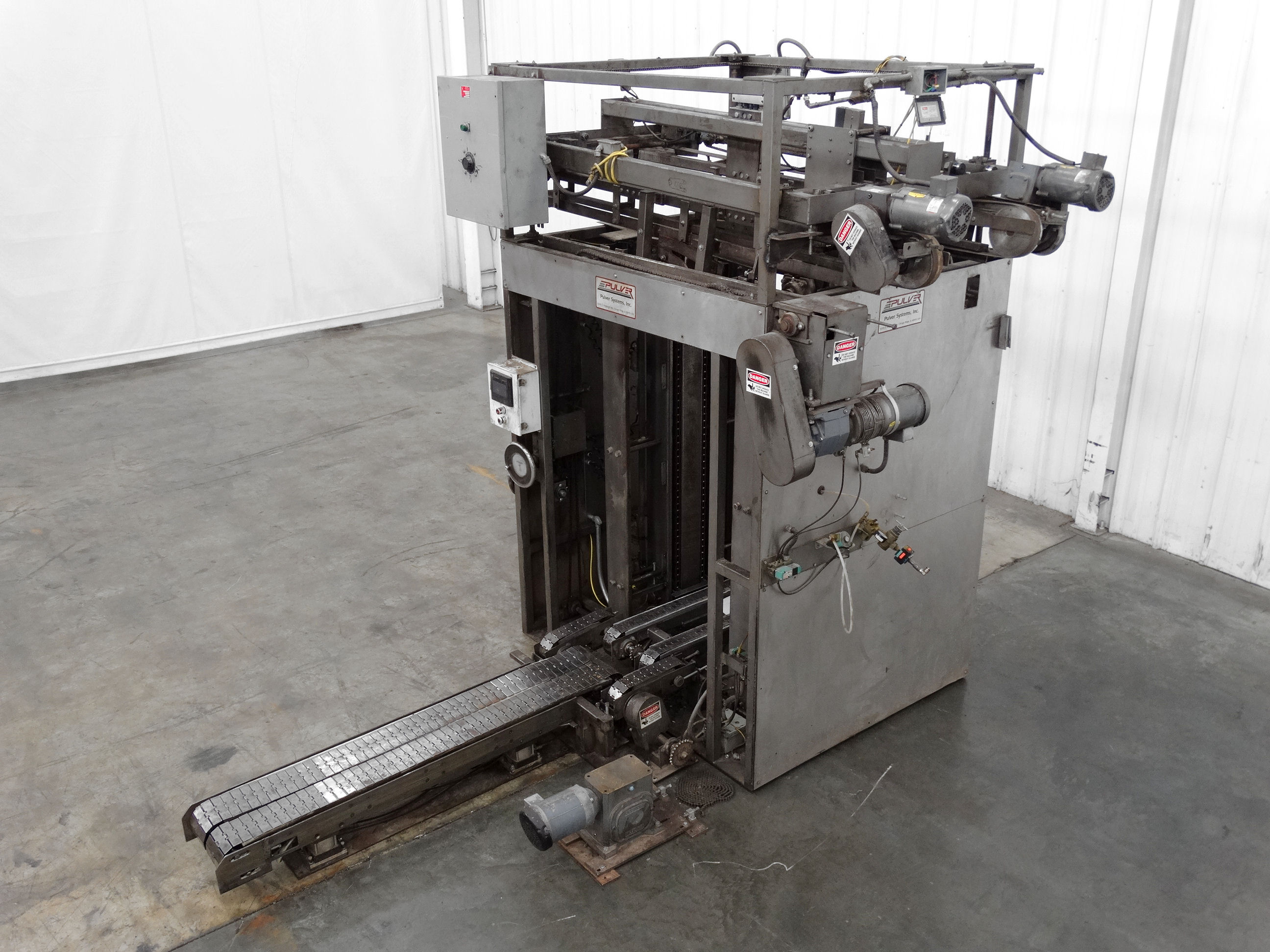 Pulver Stainless Steel Pan Stacker B4409 - Image 7 of 11