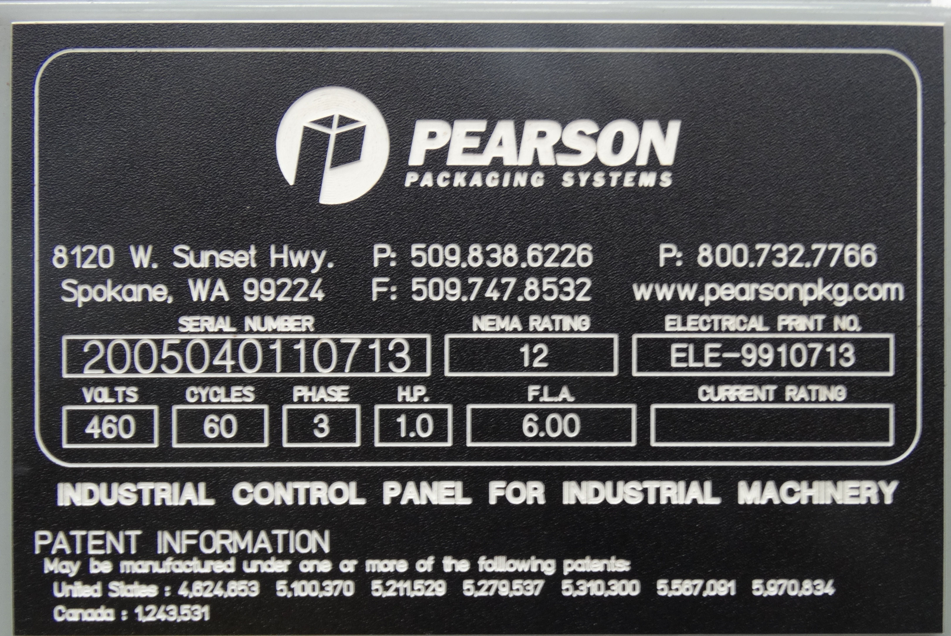 Pearson N401-IT Top Case Sealer B4397 - Image 11 of 11