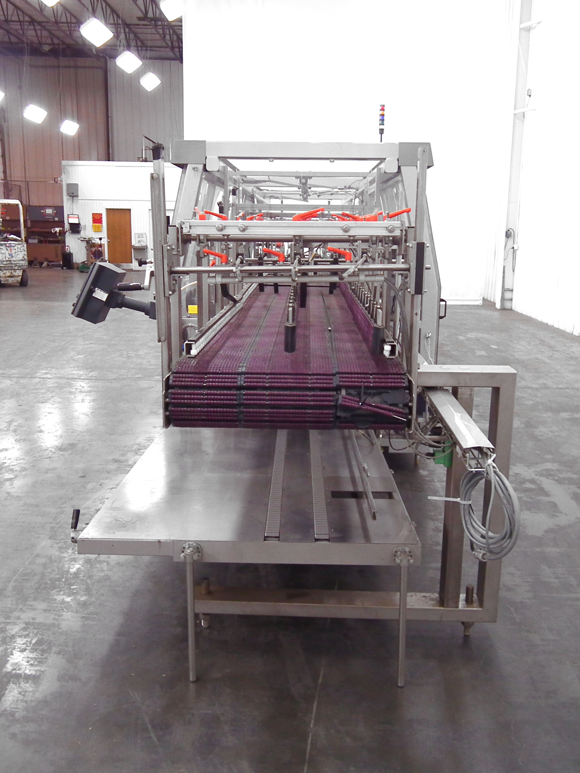 KHS Kisters Tray Packer Model TP60-B A4866 - Image 4 of 19