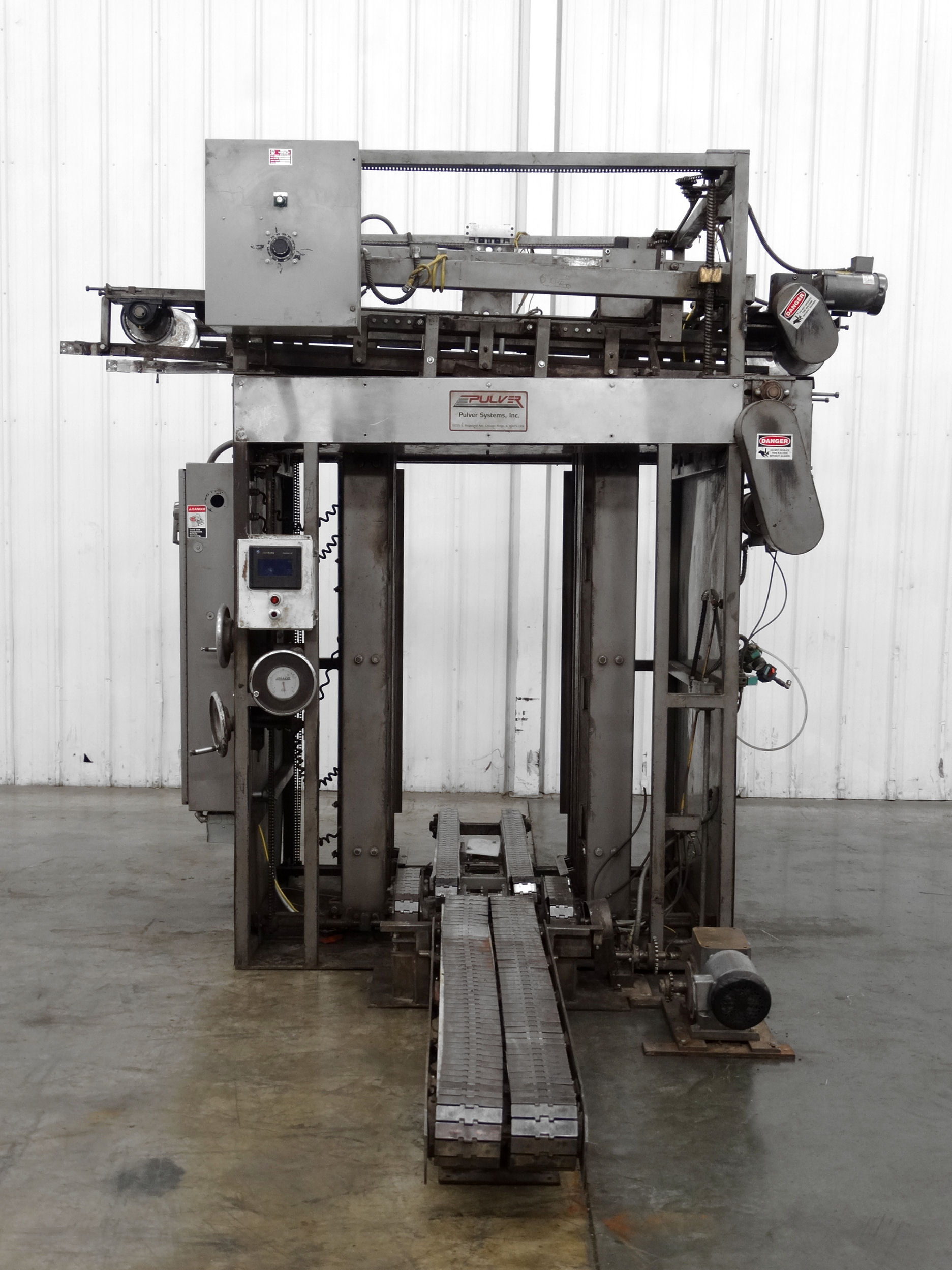 Pulver Stainless Steel Pan Stacker B4409 - Image 2 of 11