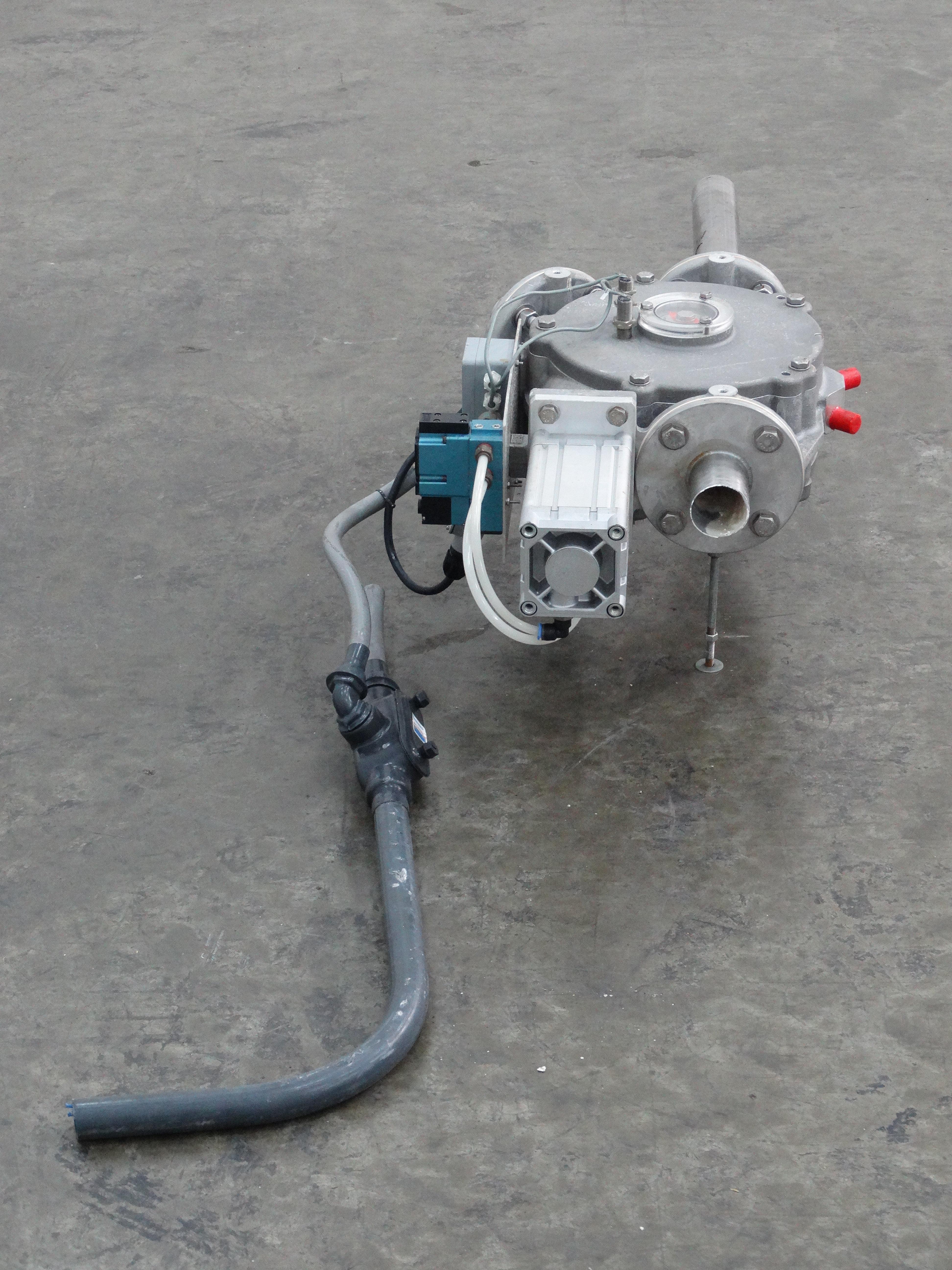 AZO DMN Westinghouse PTD 65 Plug Diverter Valve - Image 3 of 7