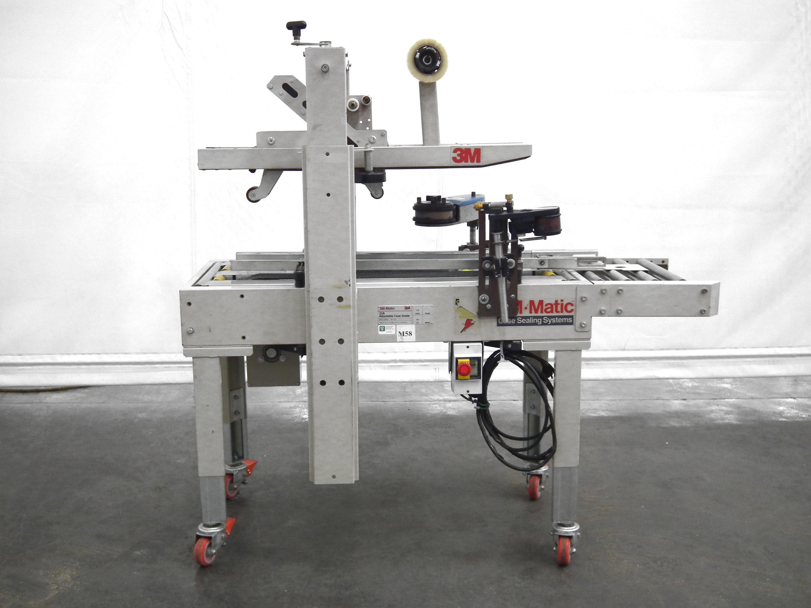 3M 22A Adjustable Case Sealer Type 28600 A7997