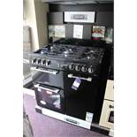 Leisure Range CK90F32K Cooker with 5 Burner Gas Hob, Tall & Main Fan Oven, Rrp. £799 Ex-Display