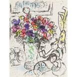Marc Chagall (Russian/French, 1887-1985) Chagall Lithographe I-VI