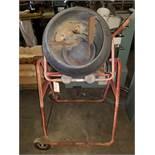 Red Lion Big Cat Cement Mixer, 115V