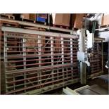Striebig Panel Saw Model # Standard II, 16' long, 7.5Hp 220V 3ph, Manual vertical & horizontal