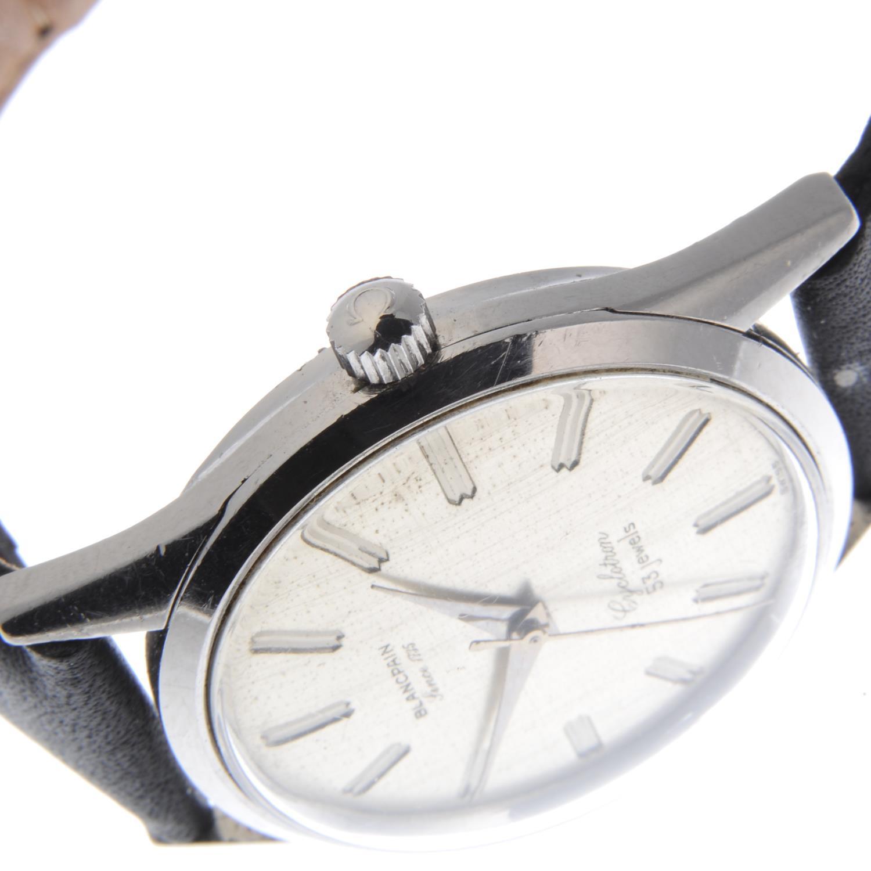 BLANCPAIN - a gentleman's Cyclotron wrist watch. - Image 4 of 4