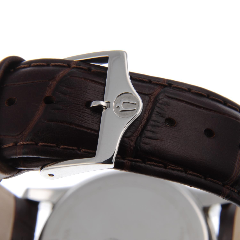 Lot 25 - BULOVA - a gentleman's Precisionist wrist watch.