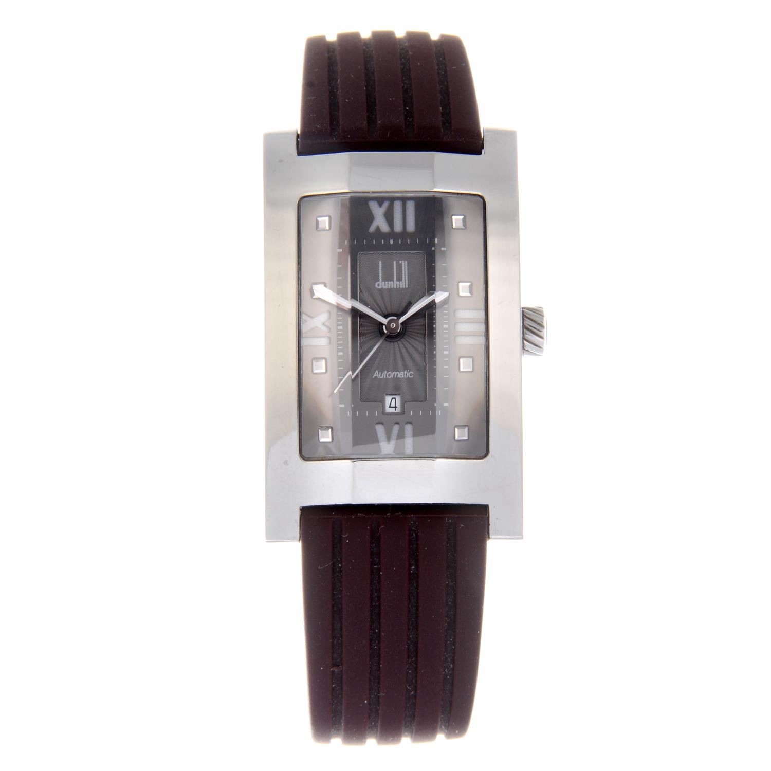 Lot 37 - DUNHILL - a limited edition mid-size Millennium wrist watch.