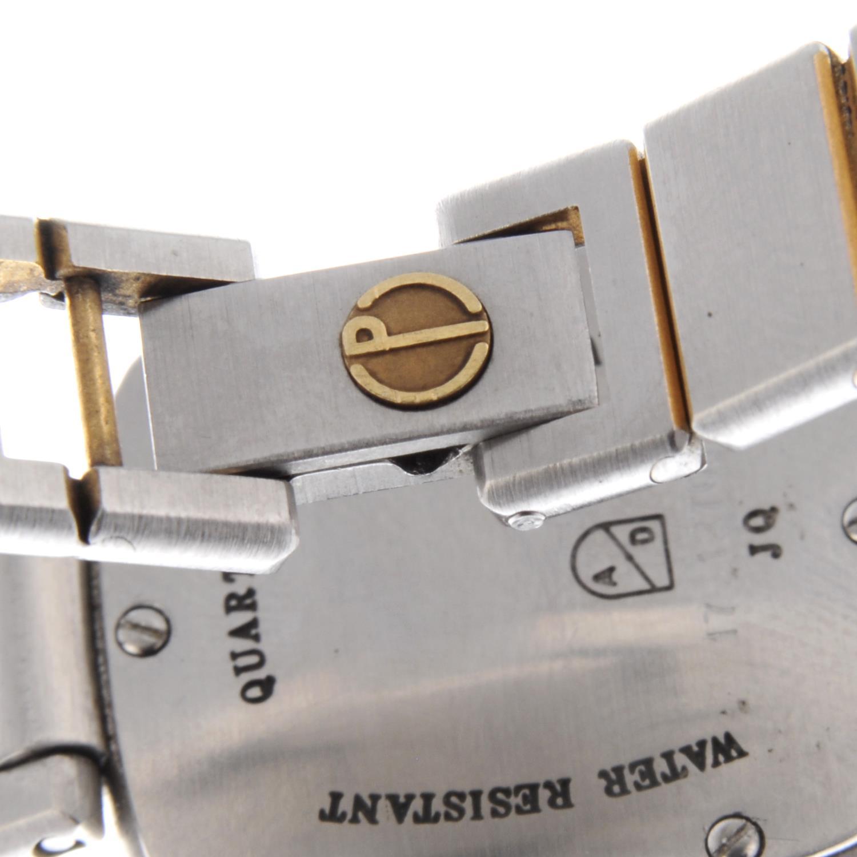 Lot 36 - DUNHILL - a lady's bracelet watch.