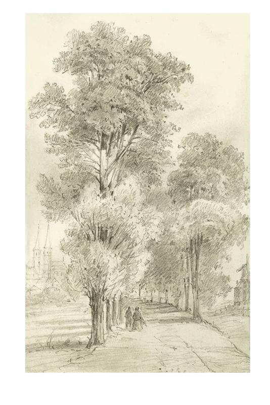 Lot 129 - Friedrich Wilhelm Klose (seit 1839: Kloss) (1805 – Berlin – 1875)  ANSICHTEN AUS BERLIN UND
