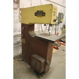 Kalamazoo Vertical Band Saw, M# Startrite24-T-10, S/N 78486