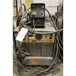 Miller Deltaweld 650 Power Supply, W/ 12V Series Wire Feeder