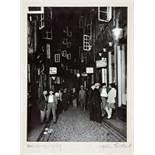 Tim Gidal. Hamburg, 1929. Offsetdruck nach Fotografie. 25 : 19 cm. Signiert, datiert und betitelt.
