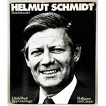 J. H. Darchinger - Ulrich Blank. Helmut Schmidt. Bundeskanzler. Hamburg, Hoffmann & Campe 1974.