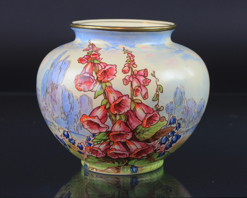 A royal winton grimwades ovoid vase mid 20th century hand lot 382 a royal winton grimwades ovoid vase mid 20th century reviewsmspy
