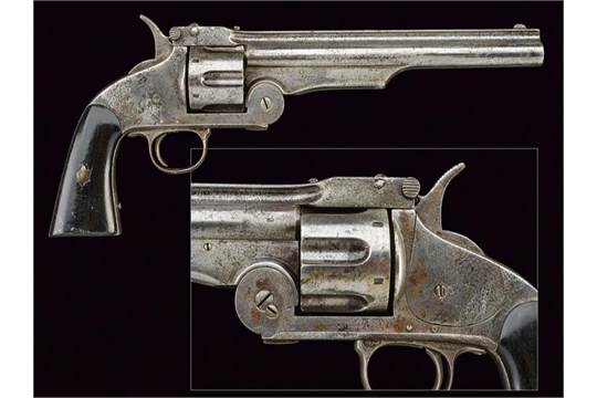 Dating my mith and wesson Revolver