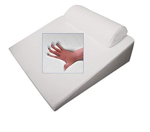 Lot 157 - Orthopedic Gel foam REFLUX Pillows Pillow Neck cushion RRP £129.99
