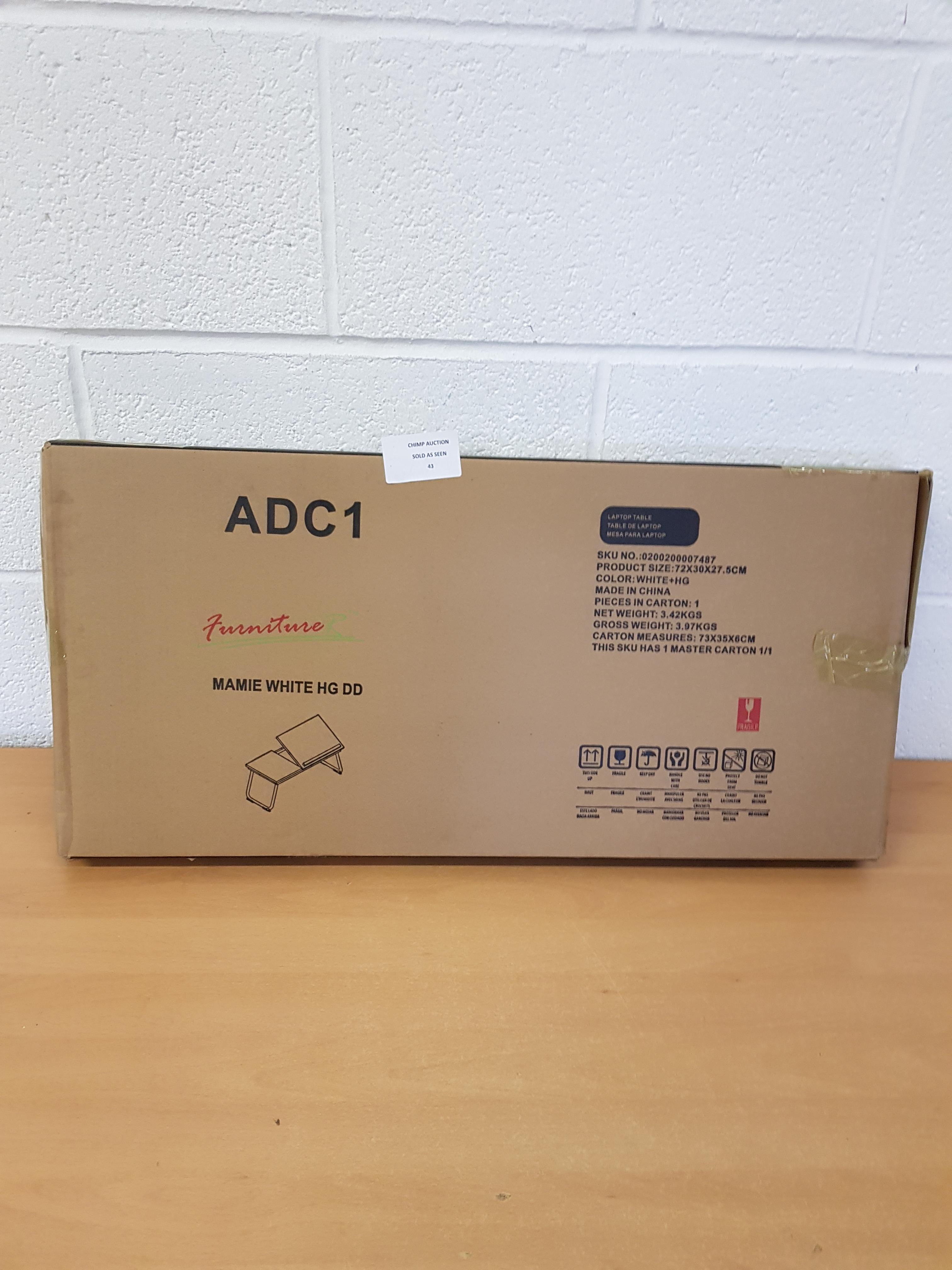 ADC1 Furniture Laptop Table Top