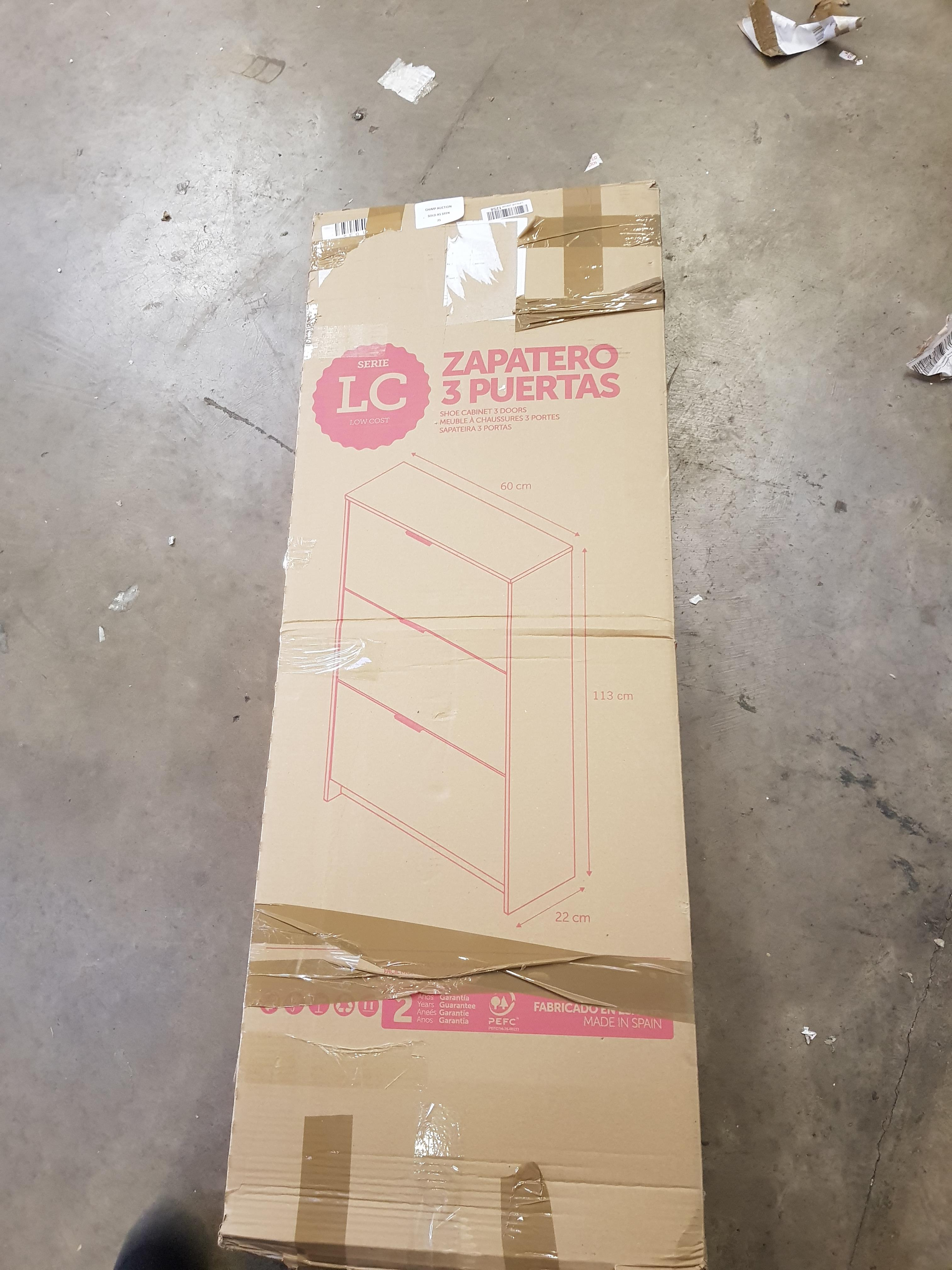 Lot 75 - Flat Packed Furniture