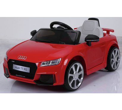 Audi TT RS 6V Battery Electric Powered Ride On RRP £99.99