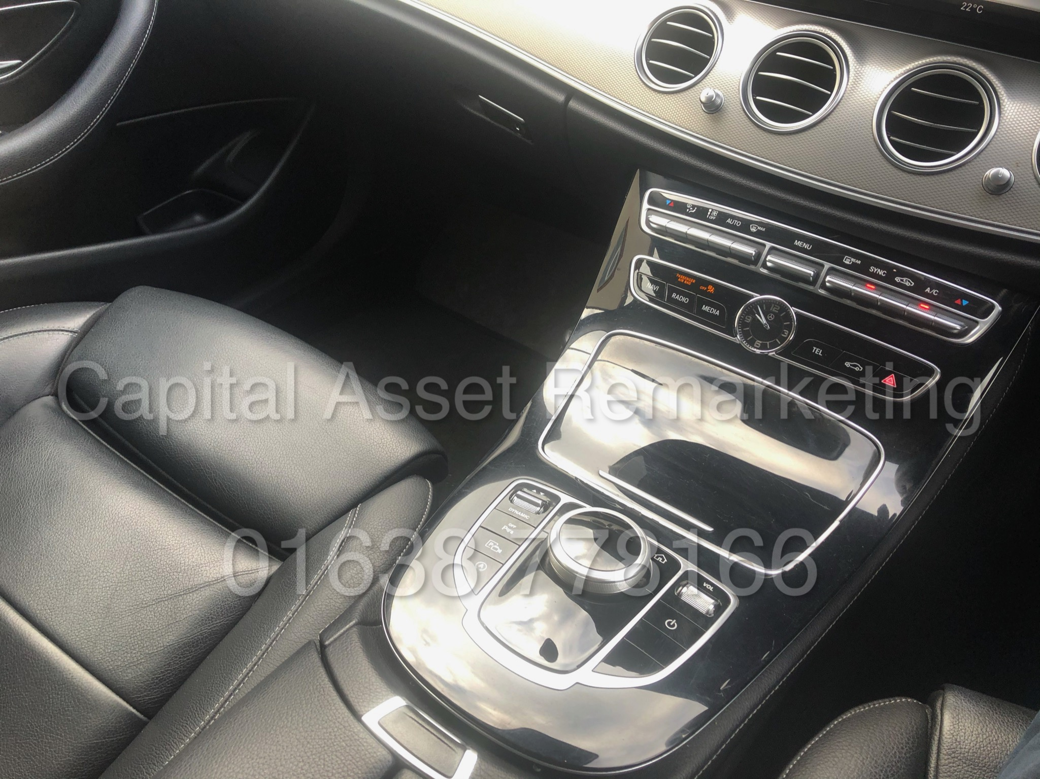 MERCEDES-BENZ E220D *SALOON* (2018 - NEW MODEL) '9-G TRONIC AUTO - LEATHER - SAT NAV' *HUGE SPEC* - Image 14 of 20