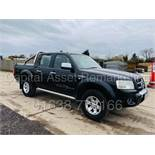 ON SALE FORD RANGER *THUNDER* DOUBLE CAB 4X4 PICK-UP (2009) '2.5 TDCI - 1 *LEATHER - A/C* (NO VAT)