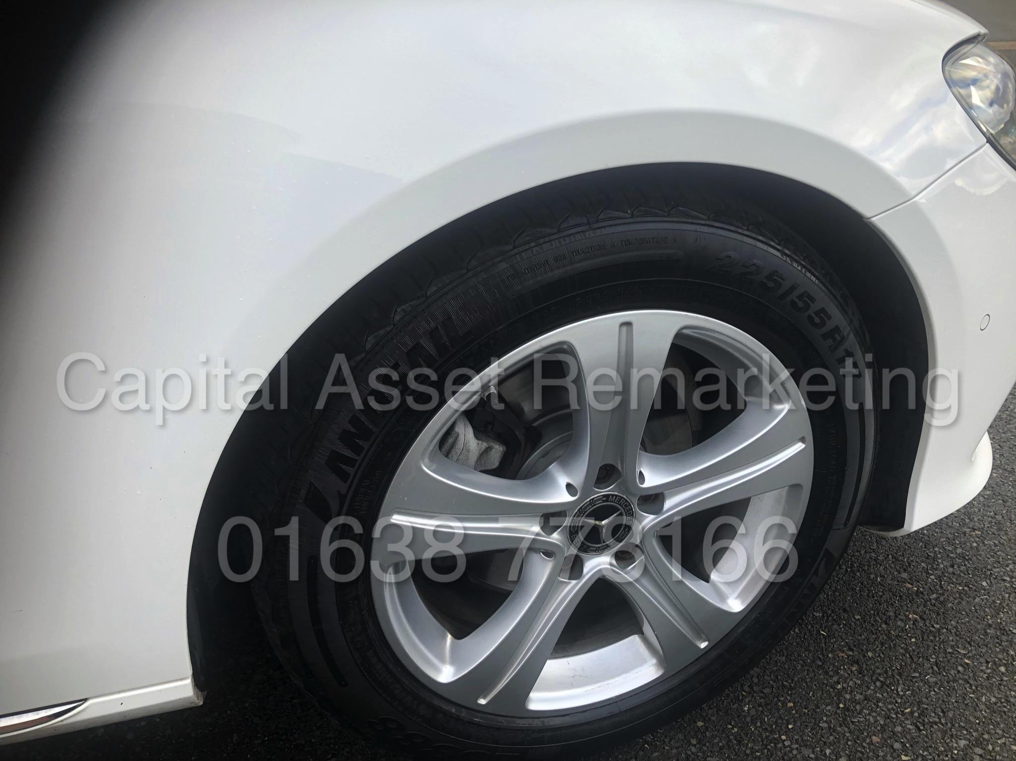 MERCEDES-BENZ E220D *SALOON* (2018 - NEW MODEL) '9-G TRONIC AUTO - LEATHER - SAT NAV' *HUGE SPEC* - Image 9 of 20