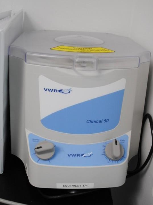 Lot 57 - VWR Clinical 50 Centrifuge