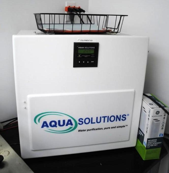Lot 54 - Aqua Solutions Water Purifying System