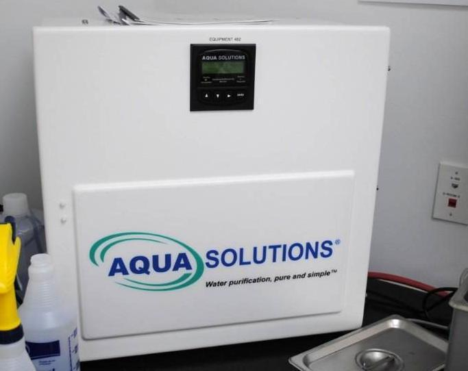 Lot 61 - Aqua Solutions Water Purifying System