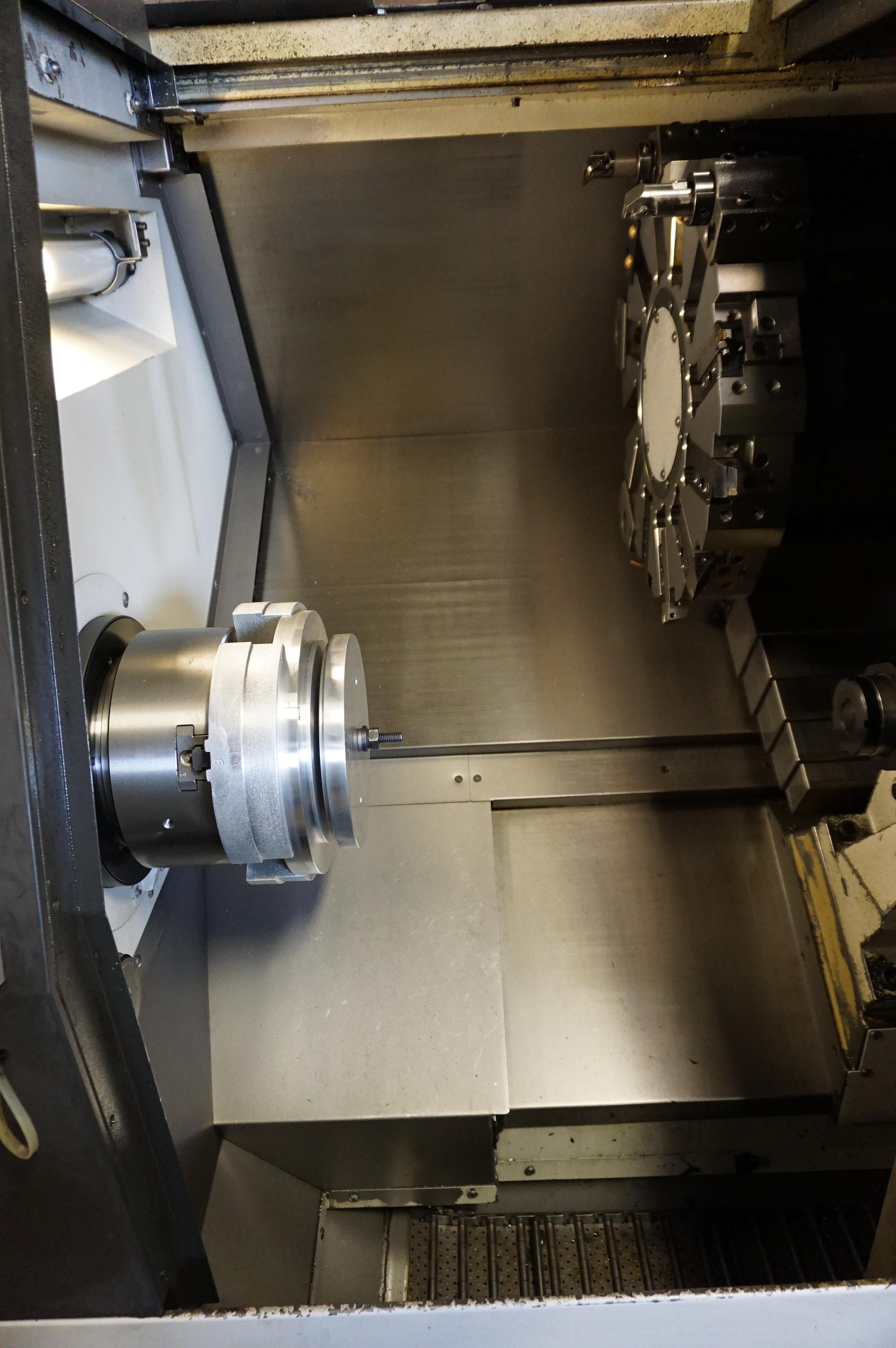 2006 MORI SEIKI DURATURN 2550 TURNING CENTER, S/N DT255FJ0044, WITH COOLJET HIGH PRESSURE COOLANT - Image 3 of 11