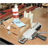Lot-Adhesives with (1) Applicator