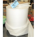 Roll of Foam Packing Material