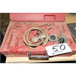 Lot-Torch Tips; Goggles; Gage and Case