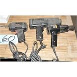 Lot-(2) Heat Guns and (1) Soldering Gun
