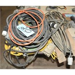 Lot-Extension Cords