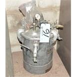 Binks Paint Pressure Pot