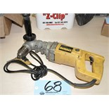 "DeWalt Model DW120; 1/2"" Right Angle Drill"