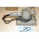 "Porter Cable Model 505; 4"" x 9"" Pad Sander"