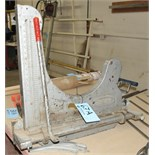 "Beno Gundlach No. H-24; 24"" Tile Cutter"