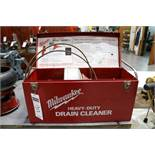 Milwaukee Heavy Duty Drain Cleaner