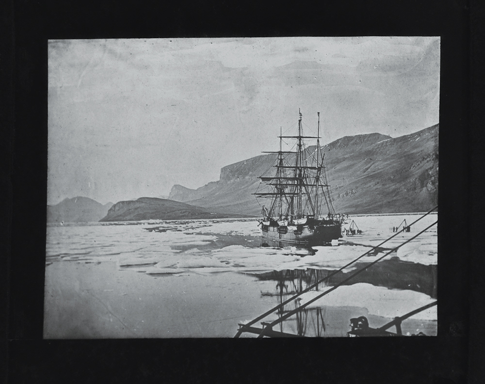 Lot 300 - A set of 42 magic lantern slides of photographs taken by Thomas Mitchell & George White during the