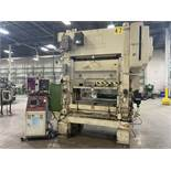 """BLISS HP2-200-60-42 Straight Side Press, s/n H63044, 200 Ton Capacity, 60""""x 42"""" Bed, 2.5"""" Stroke,"""