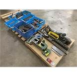 Lot of Assorted Press Brake and Punch Tooling