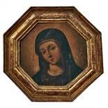 Heilige Maria mit Maphorion