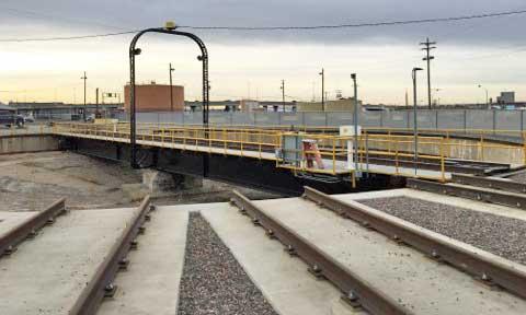 Lot 446D - Locomotive Turn Table